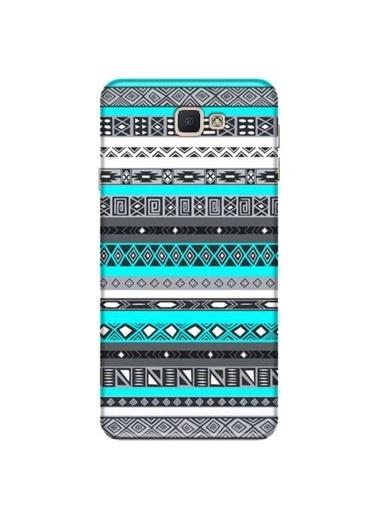 People's Cover Galaxy J7 Prime Baskılı Telefon Kılıfı Renkli